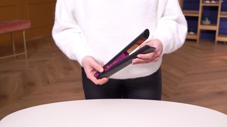 Vidéo : on a testé pour vous le nouveau lisseur Dyson Corrale™