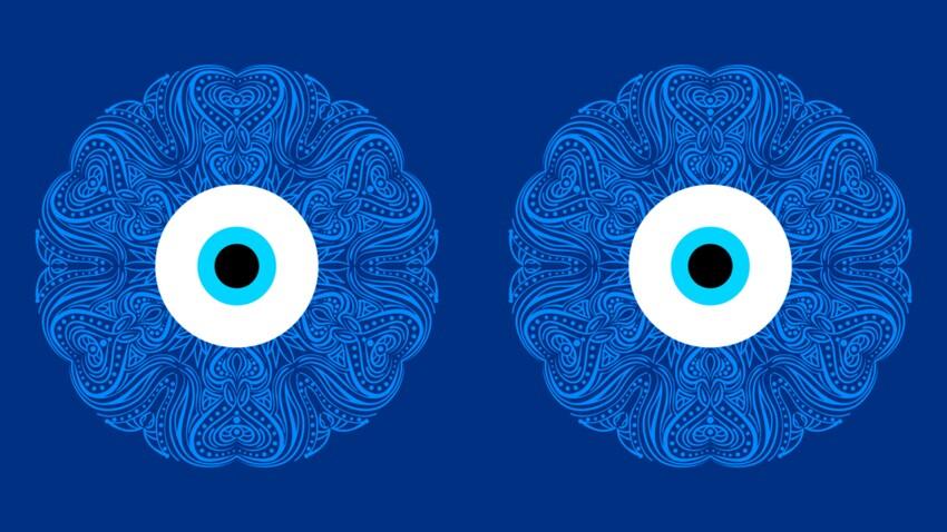 Superstitions : comment se protéger contre le mauvais œil et l'enlever ?