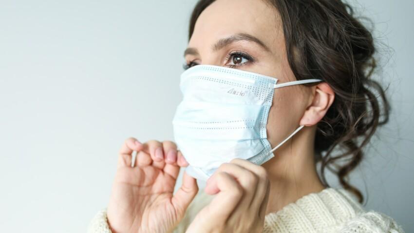 Canicule : 7 conseils pour supporter le masque malgré la chaleur
