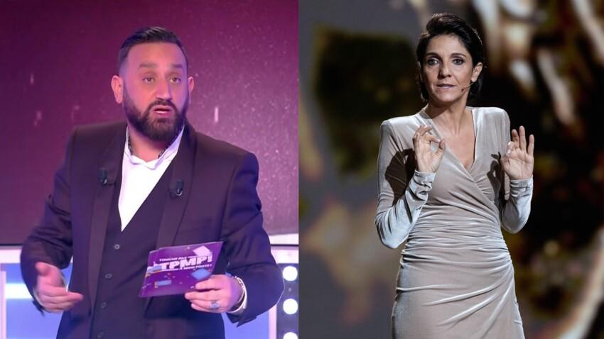 """""""César"""" 2020 : Florence Foresti et Cyril Hanouna réconciliés ? Ces """"petits"""" sms qu'ils se sont échangés"""