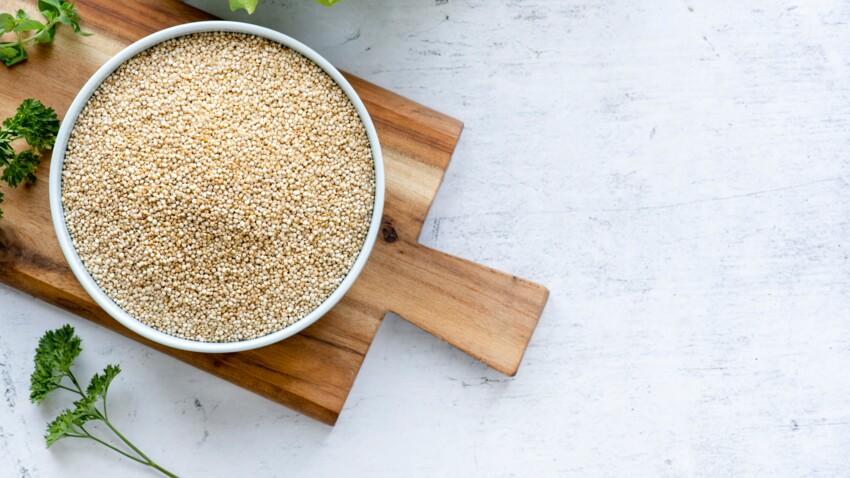 Quels sont les bienfaits du quinoa ?