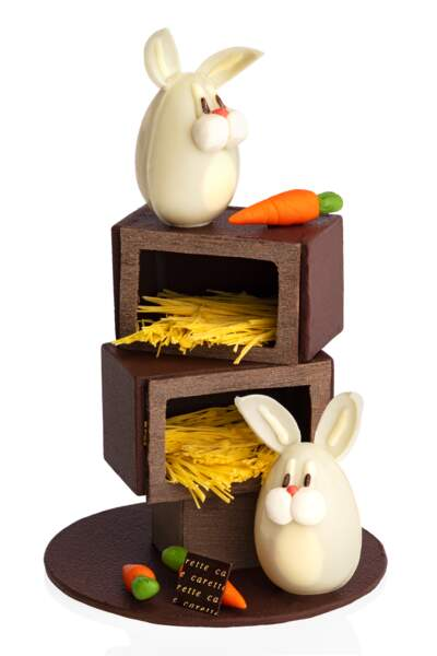 Lapins de Pâques - Carette
