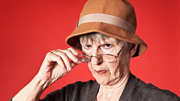 Alzheimer : moins vous êtes aimable, plus vous êtes protégée !