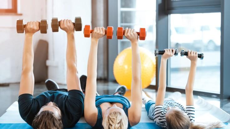 Confinement : 5 exercices et jeux qui vont défouler vos enfants en un minimum de temps