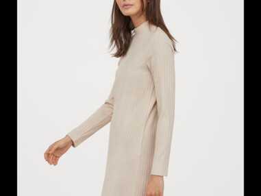 Robe en maille côtelée : top 10 des modèles tendance et canons à shopper illico !