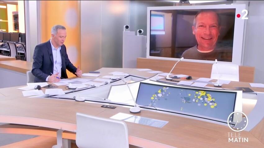 """Vidéo - Coronavirus : le sort s'acharne sur Laurent Bignolas et """"Télématin"""""""