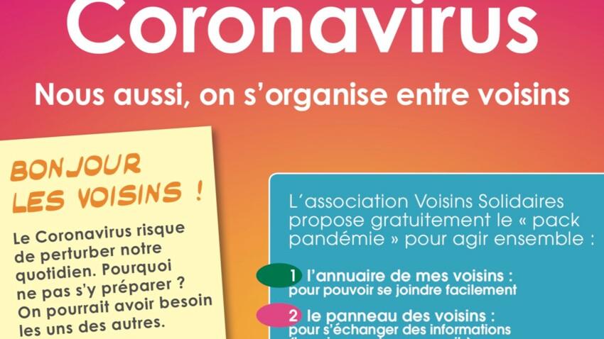 Coronavirus : un kit à télécharger pour renforcer l'entraide entre voisins durant l'épidémie
