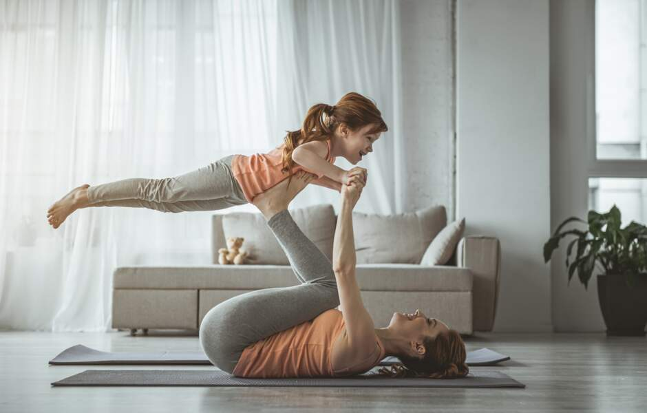 Pratiquer la gymnastique des animaux