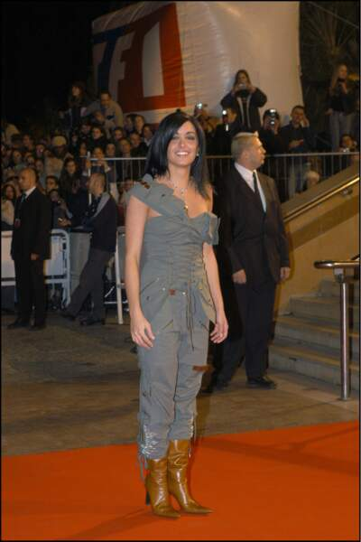 Nouvelle icône mode : Jenifer avant
