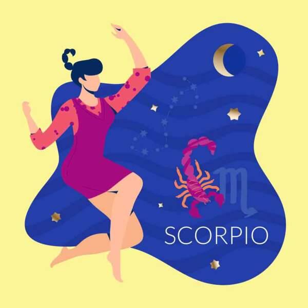 Avril 2020 : horoscope du mois pour le Scorpion