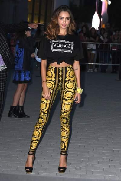 Nouvelle icône mode : Nabilla après