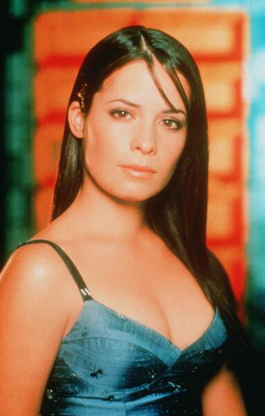 "Holly Marie Combs dans ""Charmed"" en 2001"