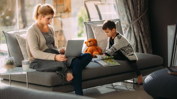 Confinement : 5 conseils pour télétravailler sereinement avec ses enfants