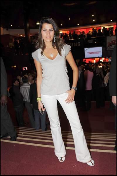 Nouvelle icône mode : Karine Ferri avant
