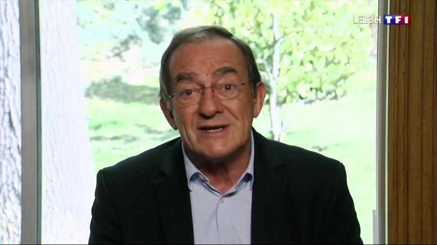 Jean-Pierre Pernaut malade ? Il raconte son quotidien de confiné avec sa femme et ses enfants
