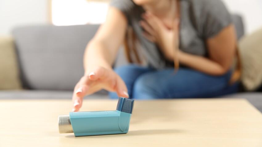 Asthme et coronavirus : faut-il continuer à suivre son traitement ?