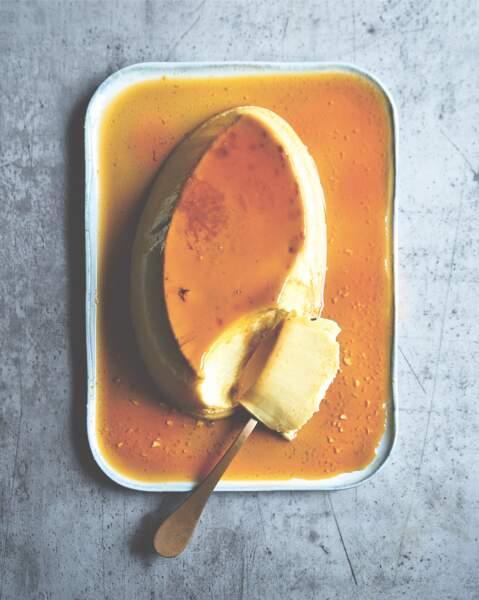 Crème caramel de Stéphanie Le Quelle