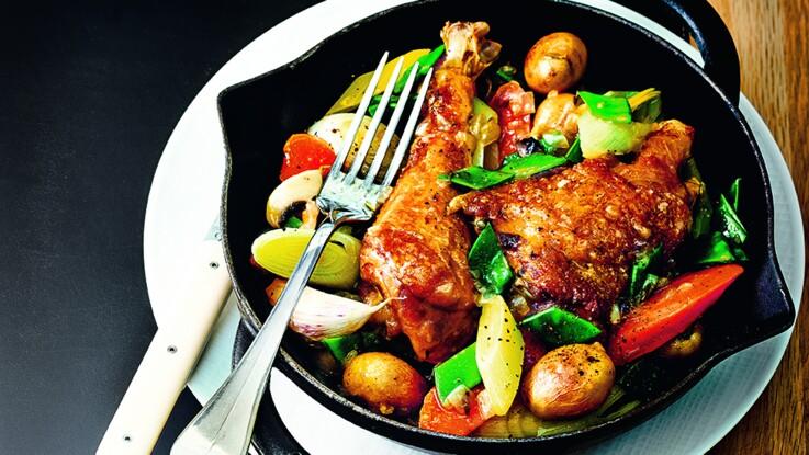 Nos recettes de chefs faciles et gourmandes sans faire les courses