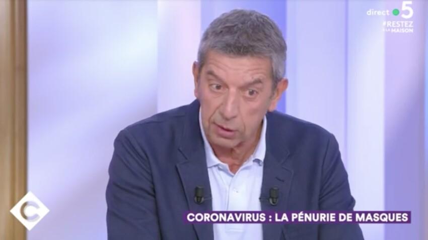 Vidéo - Michel Cymes, agacé, fait une mise au point sur le Coronavirus