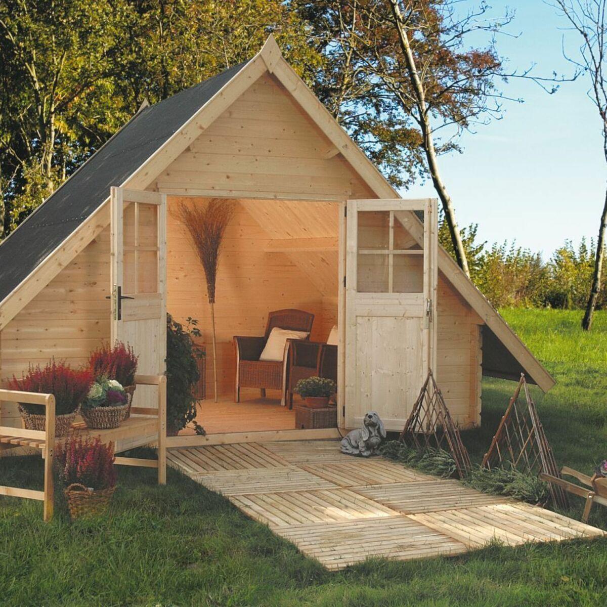 Aménager Un Petit Jardin De 20M2 5 choses à savoir avant d'installer une cabane dans son