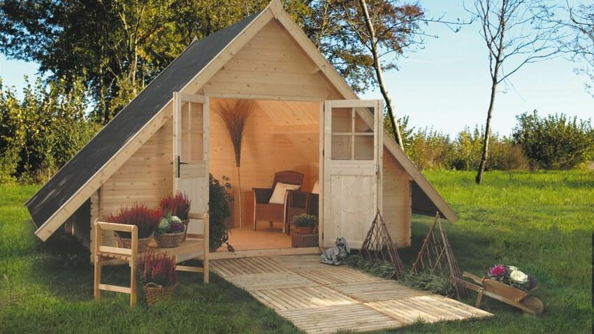 5 choses à savoir avant d'installer une cabane dans son jardin
