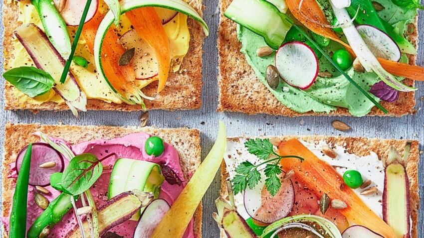 10 idées de recettes pour l'apéritif faciles et gourmandes avec seulement 4 ingrédients