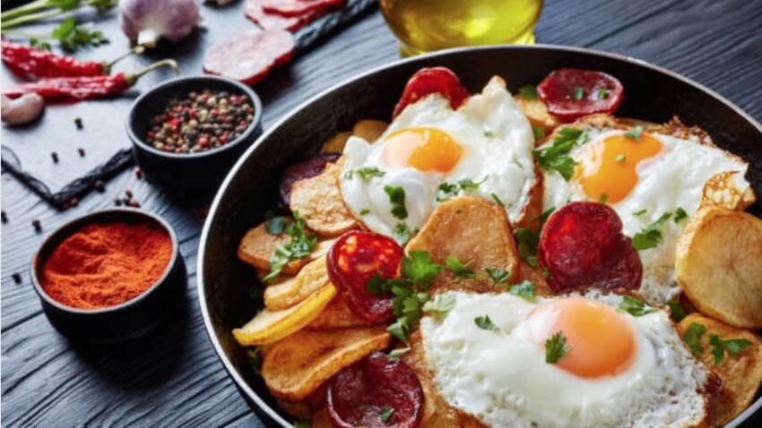 Nos meilleures recettes originales avec des œufs pour épater ses convives