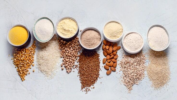 Tout savoir sur les farines sans gluten
