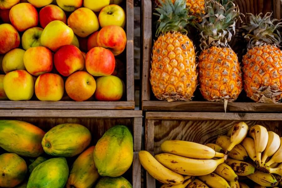 Ne pas laver certains fruits