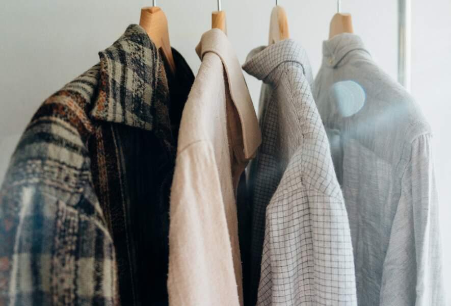 Ne pas laver ses nouveaux vêtements avant de les porter la première fois