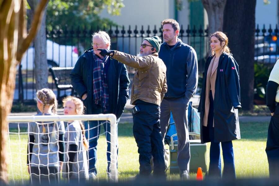 """Ben Affleck et Ana de Armas se sont rencontrés sur le tournage du film """"Deep Water"""" réalisé par Adrian Lyne"""