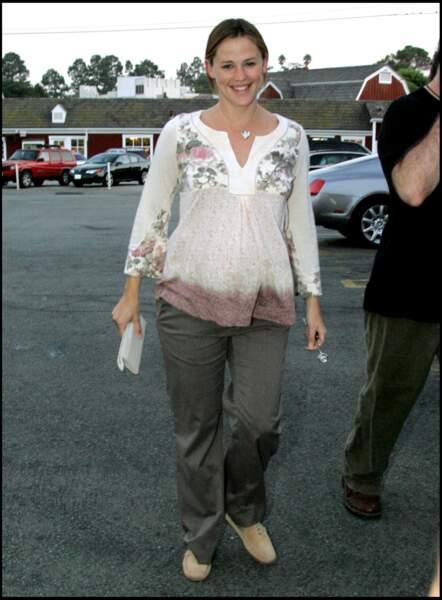 Jennifer Garner, enceinte de Violet, dans les rues de West Hollywood