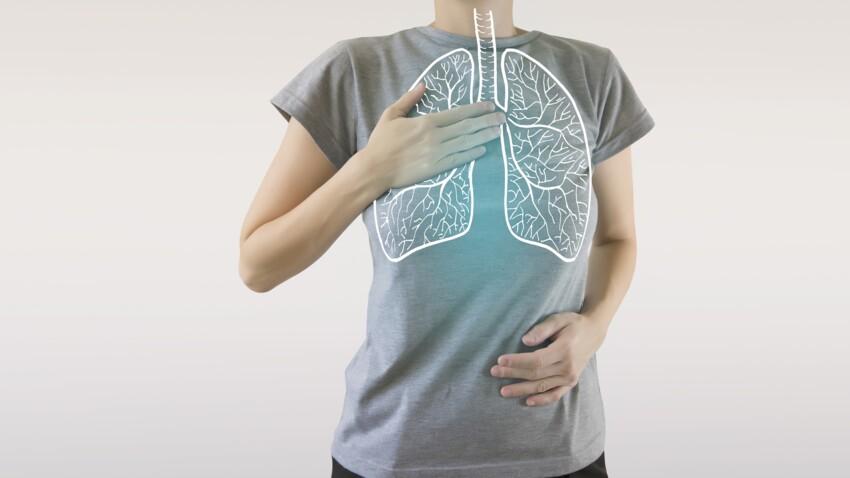 Essoufflement, toux... et si c'était une fibrose pulmonaire ?