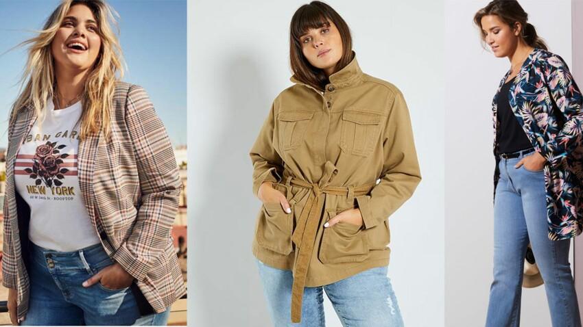 Mode ronde : nouveautés vestes, blousons et trenchs canons pour le printemps-été 2020