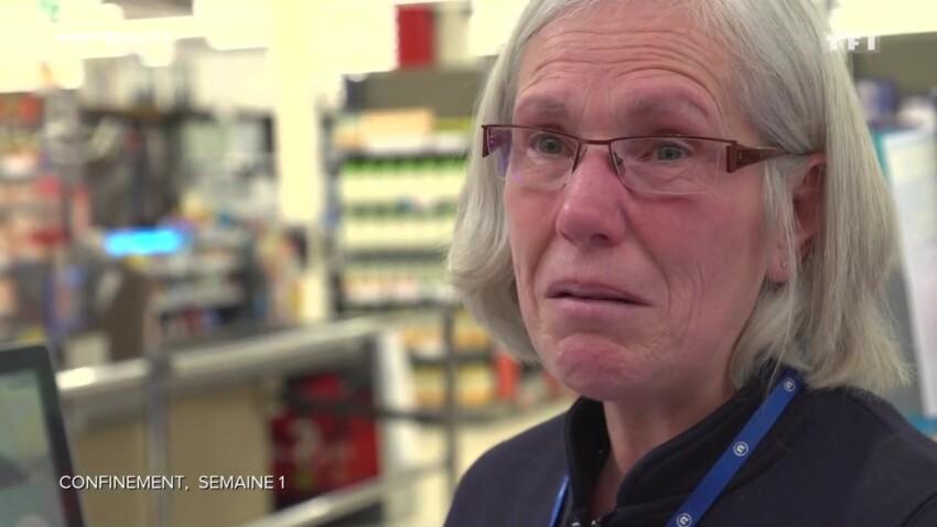 Coronavirus : en larmes, cette caissière bouleverse Julien Doré