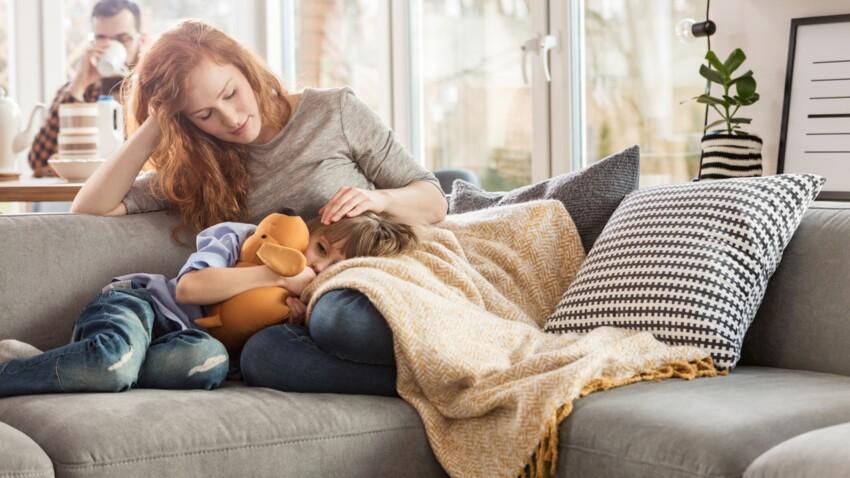 Coronavirus : les précautions à respecter quand on est confiné avec une personne contaminée