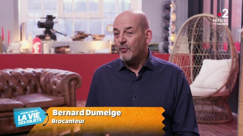 """Bernard Dumeige (""""Affaire conclue"""") au sujet de Julien Cohen : """"On n'a aucune relation"""""""