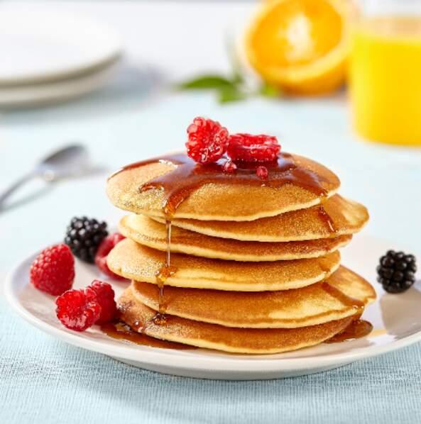 Pancakes bretons sans gluten