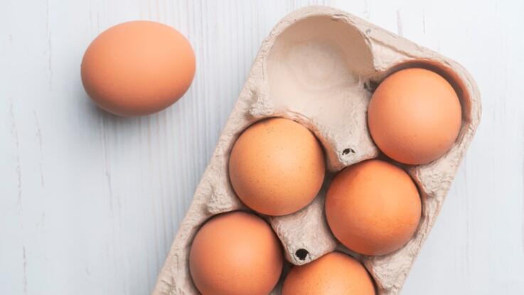 Quelle est la durée de conservation des œufs frais ?