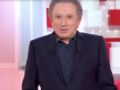 Coronavirus : Michel Drucker totalement esseulé sur France 2