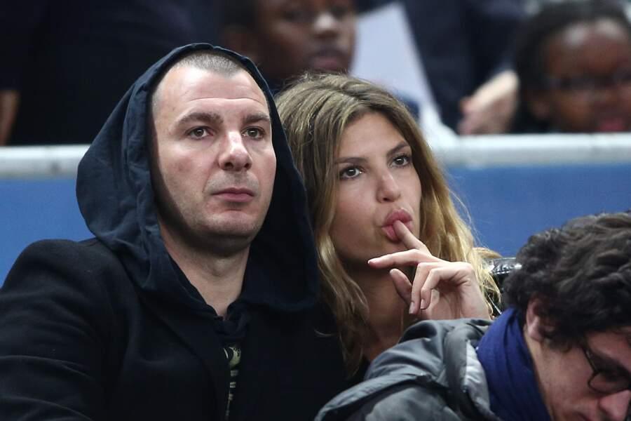 Michaël Youn et sa compagne Isabelle Funaro (2015)