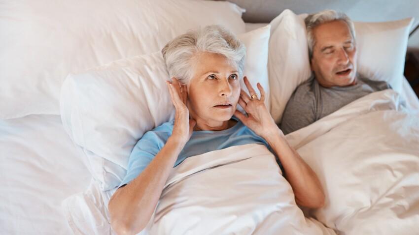 Un lien entre apnée du sommeil et Alzheimer ?