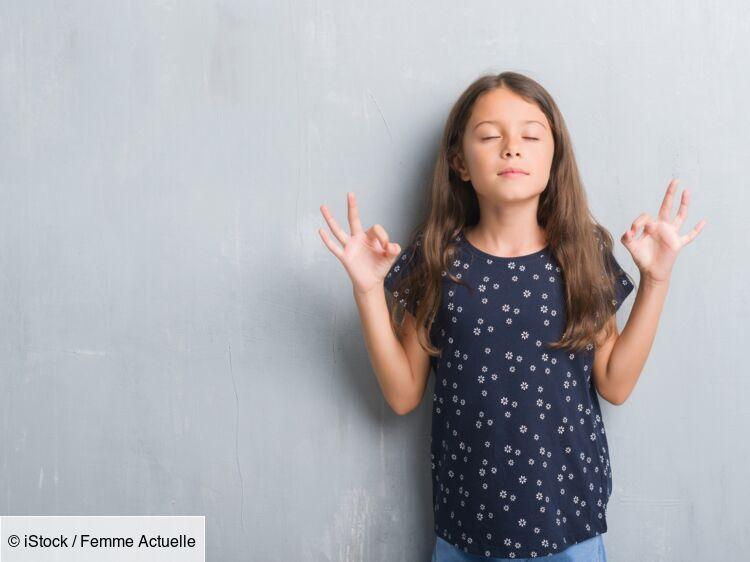 Méditation : 6 exercices pour aider son enfant à se concentrer avant de se mettre au travail