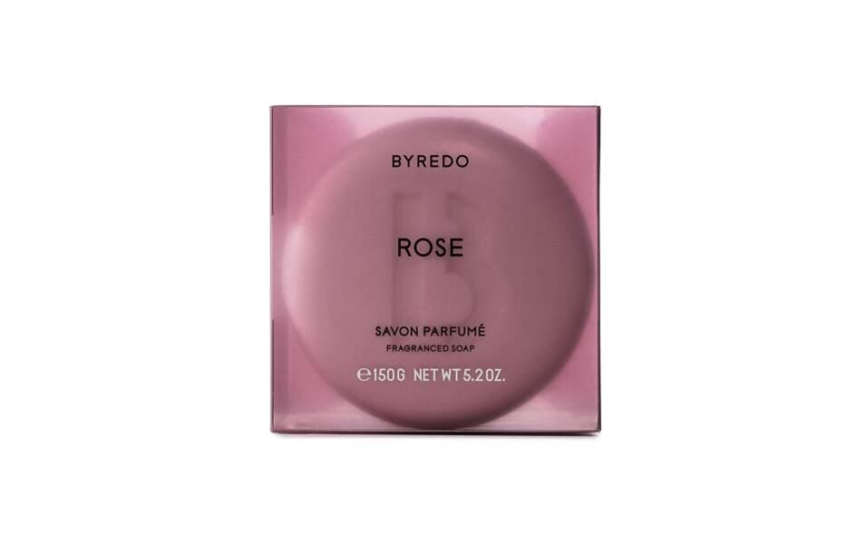 Un savon parfumé Byredo