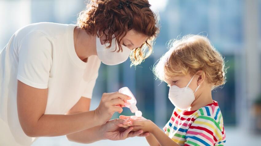 Coronavirus : nos conseils d'hygiène à la maison et pour faire les courses