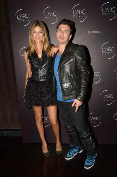 Michaël Youn et sa compagne Isabelle Funaro (2016)
