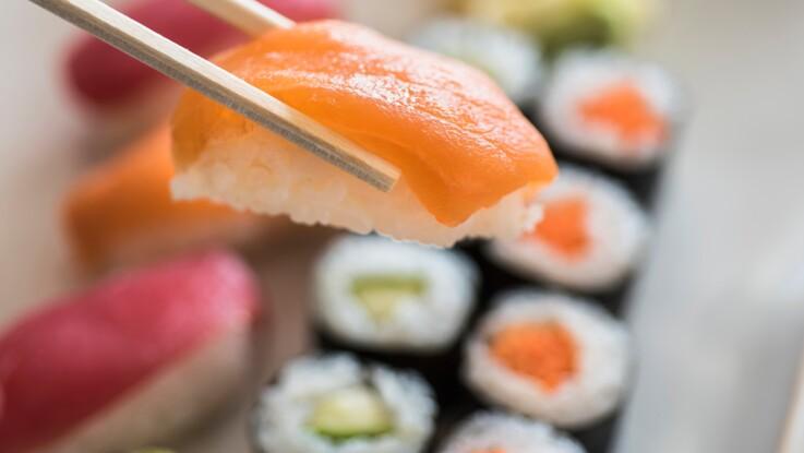 Intoxication alimentaire : pourquoi il y a de plus en plus de vers parasites dans les sushis