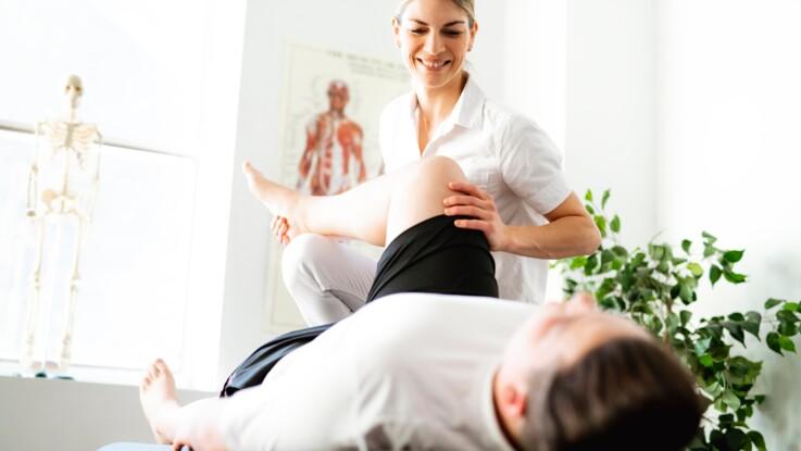 Kinésithérapie: quels sont les spécialités d'un kinésithérapeute et dans quels cas le consulter?
