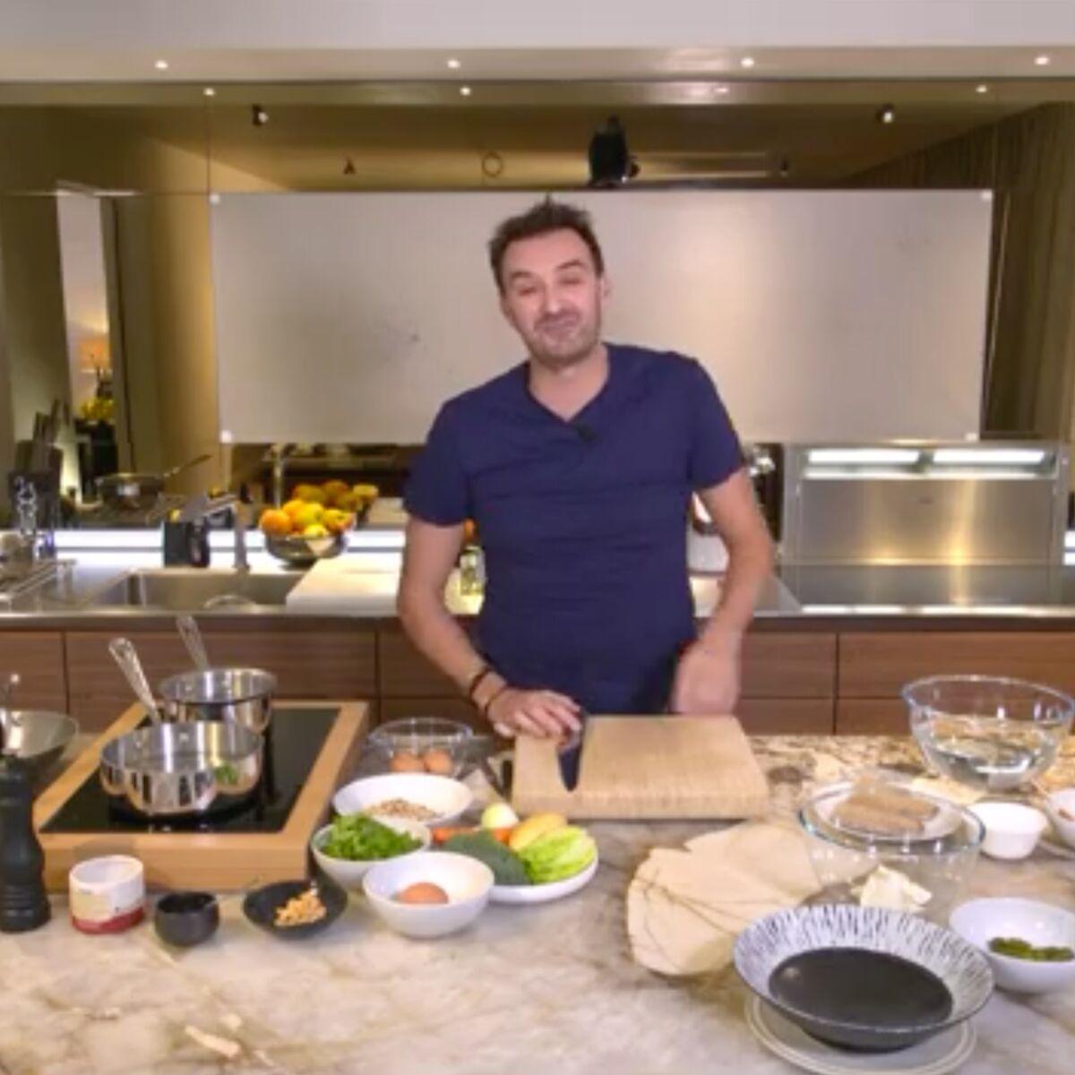 Tous En Cuisine Les Ingredients Des Recettes De Cyril Lignac De