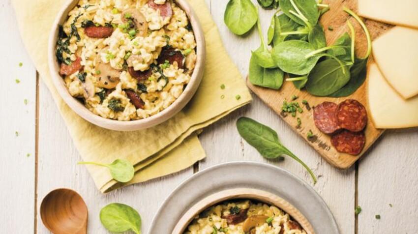 Cuisiner le blé : nos meilleures recettes pour changer des pâtes